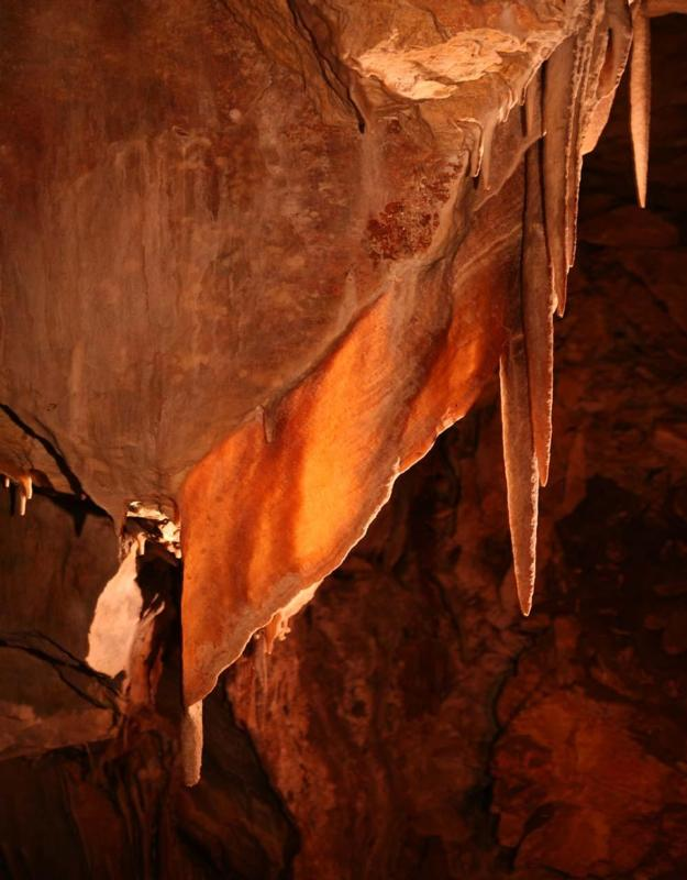Lehman Caves is one of the most highly decorated caves in the world -NPS